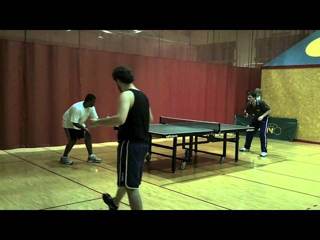 Table Tennis Videos