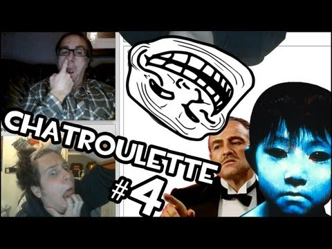 Chatroulette | MAFIOSOS Y NI&#209;OS CHINOS QUE DAN MIEDO | Ep. 4