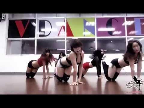 """STRIP DANCE CLASS by V3T Vdance - """"Earned It"""""""