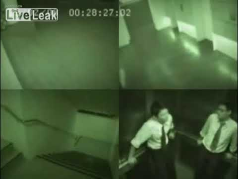 Granny Ghost Video Freaks Out Half Of Asia.