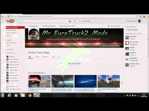 Como Baixar E Ativar Definitivamente O Euro Truck Simulator 2
