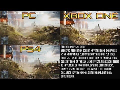 PlayStation 4 GPU Vs Xbox One GPU Vs PC  Wccftech