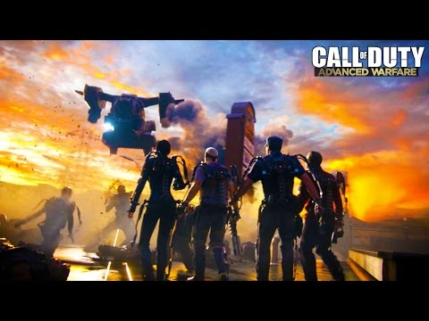 Call Of Duty: Advanced Warfare ZOMBIES!!! Live w/ OpticJ, Opticz0mgItsHutch, HikeTheGamer & Nico