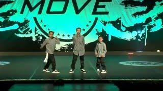 Dem Bague Boyz : Move Dance Competition Sacramento Tour 2016