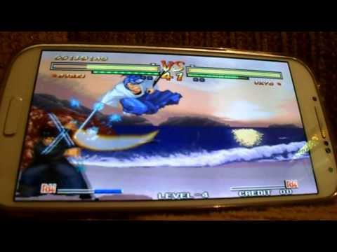 mame android bios neo geo