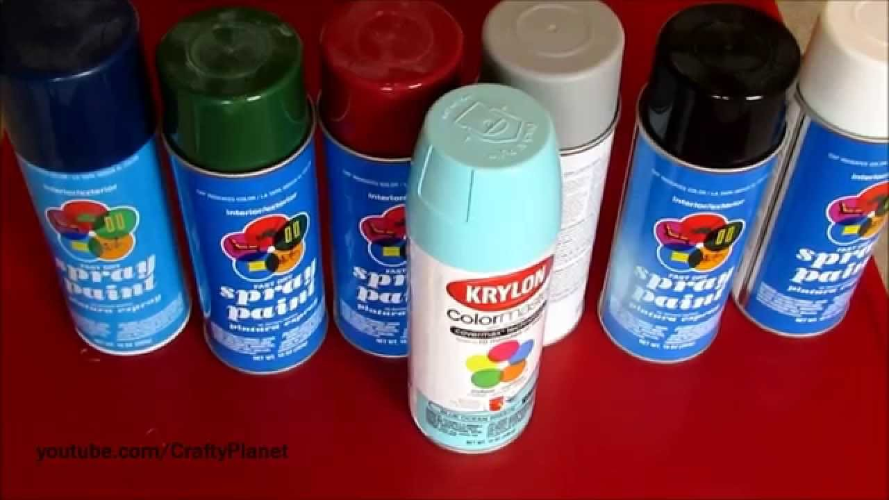 Craft Spray Paint Walmart