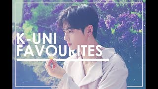 K-UNIVERSE | Favourites of K-POP ALL TIME