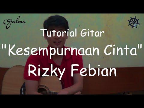 download lagu Belajar Lagu Kesempurnaan Cinta - Rizky gratis