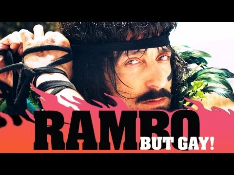 Rambo, But Gay video