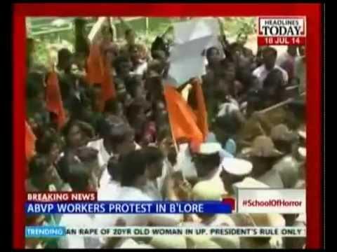Bengaluru School Girl Rape Case video