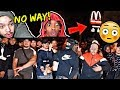 IN FRONT OF MCDONALD'S 😨🇦🇺 | ONEFOUR   SPOT THE DIFFERENCE (REACTION)