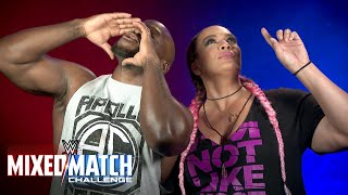 Apollo Crews & Nia Jax to battle for Susan G. Komen in WWE Mixed Match Challenge