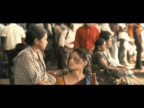 Vidiyum Mun - Malavika Manikuttan Meets Pooja Umashankar In Railway Station video