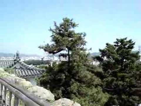 Himeji World Heritage Castle Japan