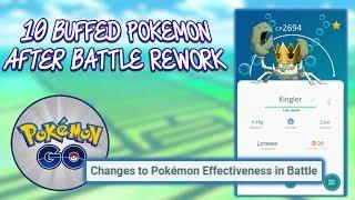 10 Pokemon That Benefit From The Stat Rework In Pokemon Go