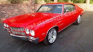 Chevelle 1970 for sale Old Town Automobile in Maryland