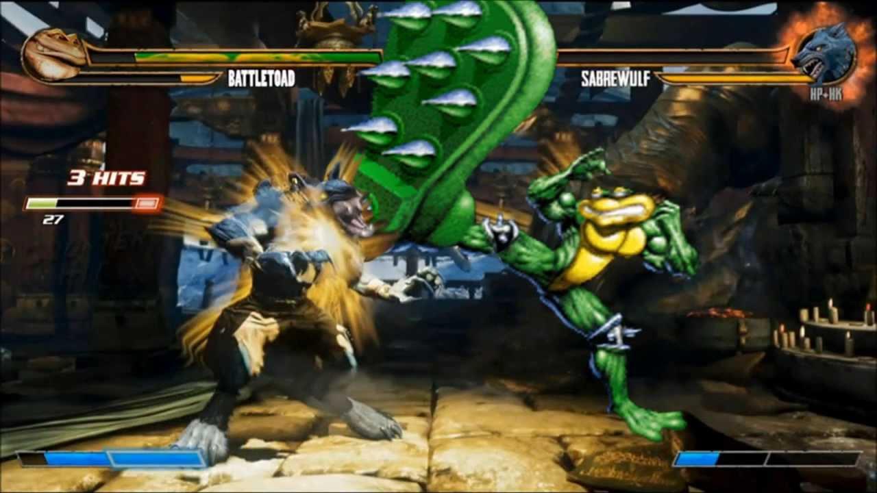 Battletoads (arcade) - walkthrough; боевые жабы - прохождение - видео прохождение
