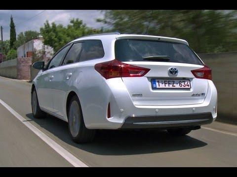 Toyota Auris Touring Sports roadtest