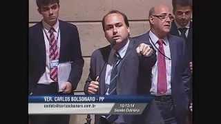 PT E PSOL ATACAM E VEREADOR BOLSONARO ESCULHAMBA.