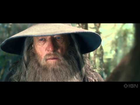 The Hobbit: The Desolation of Smaug Extra Scene - Tombs