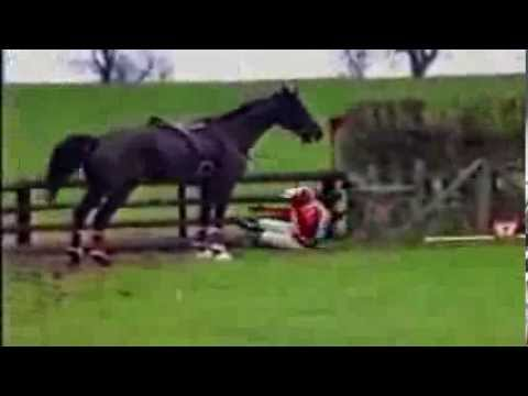 oops more horse falls.mov