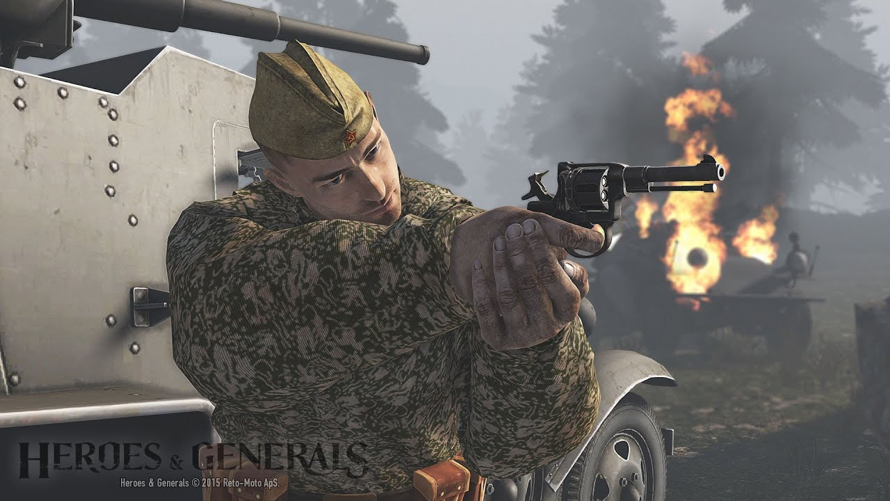 Скачать игру Heroes Generals 47