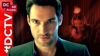 Lucifer - Tom Ellis Talks Devil's Powers & Premiere