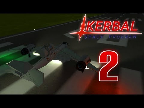 Kerbal Space Program - Space Race - Episode 2 ...Retaliation!...