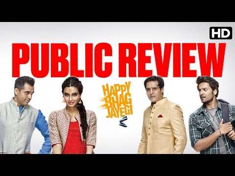 Happy Bhag Jayegi | Public Review | In Cinemas Now