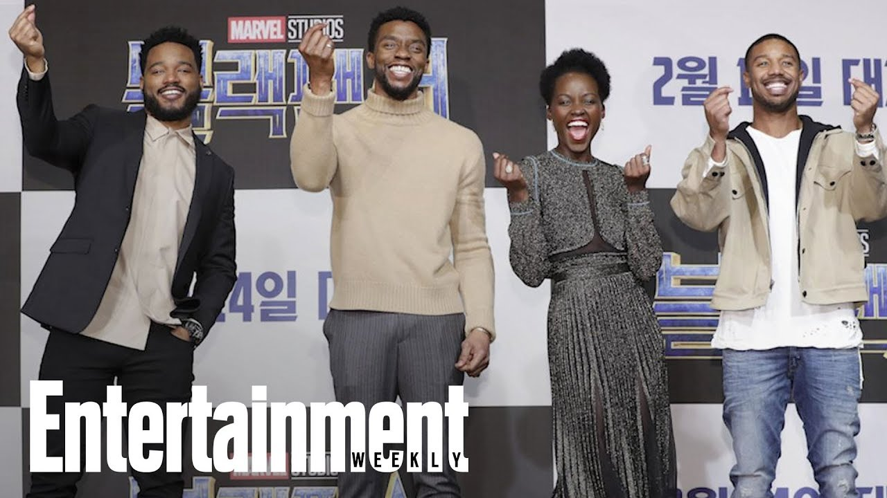 Black Panther Director Pens Touching Letter To Fans | News Flash | Entertainment Weekly