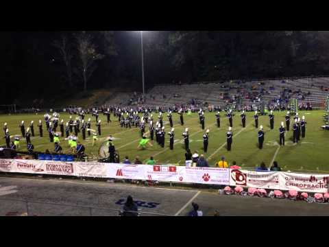 Karns High School Marching Band