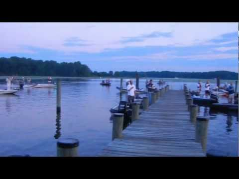Bassmaster Weekend Potomac river Tournament Fishing and results.avi