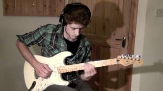 Queen - Don't Stop Me Now (Guitar Solo) - Colm Lindsay