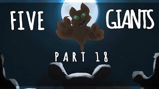 5 Giants || Part 18 [w/timelapse!]