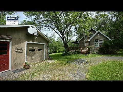 Hudson Valley Real Estate | 193 Tow Path Road Accord NY | Ulster County Real Estate