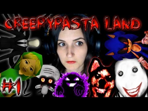 Creepypasta Land Part 1 (RPG Maker Game) - My Boyfriend is Ben Drowned...