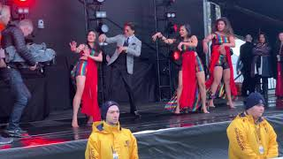 """SRK"" Shah Rukh Khan in Melbourne 2019 ( La Trobe University)"