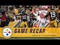 Lagu Week 8: Pittsburgh Steelers vs. Cleveland Browns   Game Recap