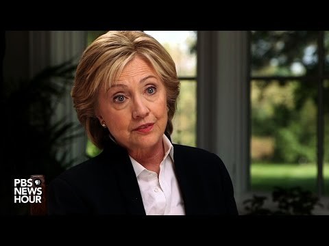 Full Interview: Hillary Clinton on trade pact doubts, dealing with Putin