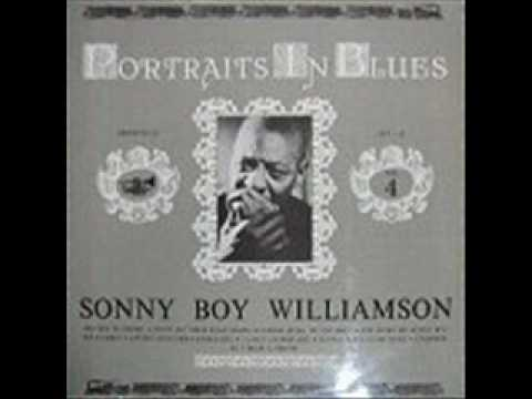 Sonny Boy Williamson II Comin' Home To You Baby