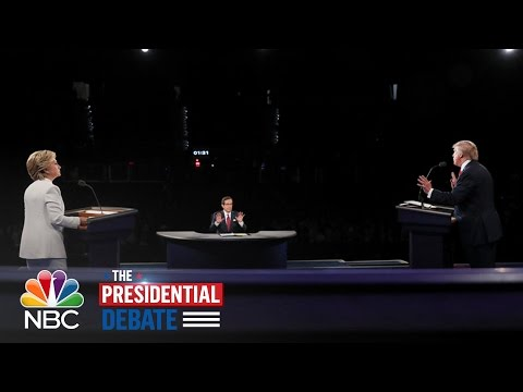 The Third Presidential Debate Highlights: From 'Puppets' To 'Bad Hombres'  | NBC News
