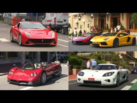 The BEST Supercars Sounds Collection!