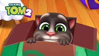 My Talking Tom 2 - Fun Pet Care Kids Games