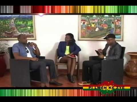 Mario Andresol Pi lwen ke zye tv - show (Part 3)