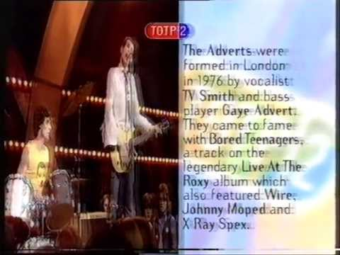 The Adverts - Gary Gilmour's Eyes