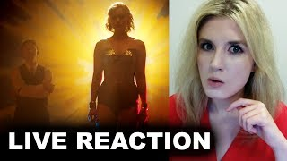 Professor Marston & The Wonder Women Trailer REACTION