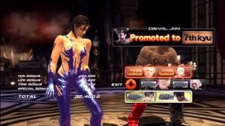 Tekken Tag Tournament 2 - Unknown/Devil Jin - Gameplay and Ending (Unknown) HD