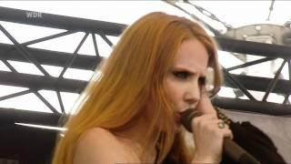 Epica - Unleashed @ Rock Hard Festival 2011 - HQ