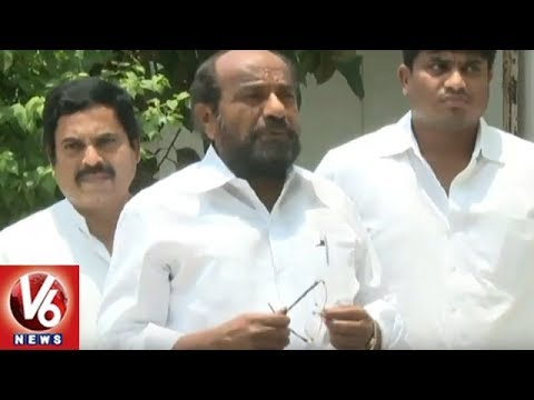 Panchayat Reservations : Govt Should File An Appeal In SC Over HC Interim Order : R Krishnaiah | V6