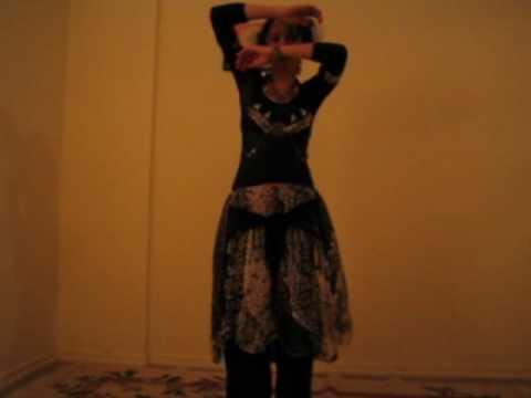 coreo de tribal con la canción Paloma de Calamaro